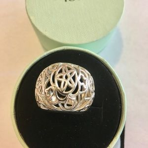 Tous Jewelry - TOUS silver ring Dream collection size 6.5